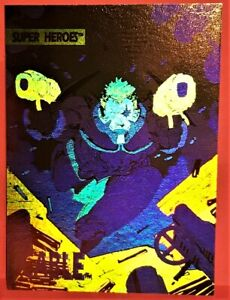 X-Men Series 1 Gold Hologram Chase Card.  # XH-2 (Cable)