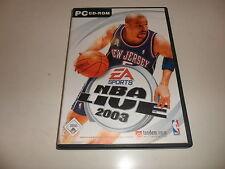 PC  NBA Live 2003