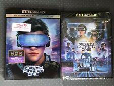Ready Player One 4K UHD/Blu-Ray/Digital HD Target Lenticular + Bonus Content New