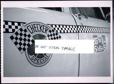 New York Postcard (Read Description) 1980 Checker Marathon Taxicab