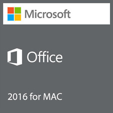 Microsoft Office für Mac 2016 Standard Multilanguage Key, Vollversion