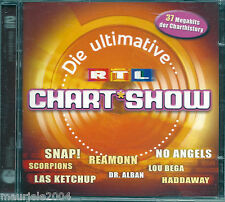 Die Ultimative RTL ChartShow #1 (2003) 2CD NUOVO Snap. Lorna. Les Ketchup. Falco