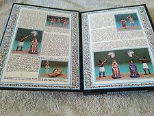 Atlantic Set 1501 At The Pharaoh's Court - ORIGINAL BOX RARE '78 COMPLETE SPRUES