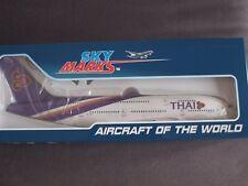 Thai Airbus A380 HS-TUA Skymarks Model With Gear 1:200 Scale - SKR331
