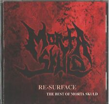 CD Import - Morta Skuld - Re-Surface...The Best Of... - UPC 4601250334059