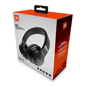 JBL E55BT Headphones Over Ear Wireless  - Black New