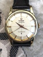 Extremely Rare Original Omega Constellation Pie Pan, Unrestored, Amazing classic