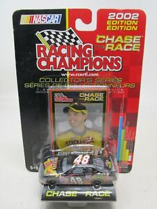 2002 Racing Champions CHASE THE RACE *#48 KENNY WALLACE* 1:64 (SEALED) Stacker 2
