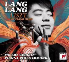 Liszt: My Piano Hero (Deluxe Edition), New Music