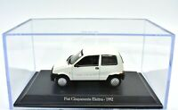 Fiat Scale 1/43 Cinquecento 500 Car Models diecast NOREV collection White