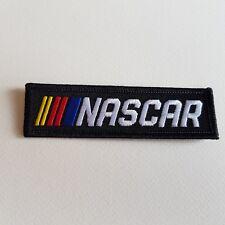 A468 // ECUSSON PATCH AUFNAHER TOPPA / NEUF / NASCAR 10*3 CM