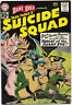 Brave and the Bold #37 Featuring the Suicide Squad DC Comics 1961 VG