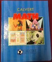 Calvert Math Textbook: Grade Seven?
