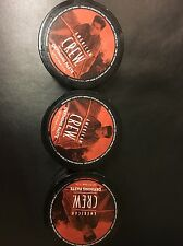 (3 Pack) American CREW Defining Paste 3 oz Each * FREEexpeditedshiping