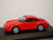 Porsche 911 993 Coupe 1993 - Minichamps 1:43 in Box *35112