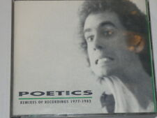 MIKE KELLEY POETICS REMIXES OF RECORDINGS 1977 -1983 3 CD COMPOUND  MEGA RARE !