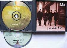"""The Beatles, Live at the BBC, Apple, 2xCD, 1994, Fatbox case, """"Made in the UK"""""""