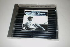 ZOOT SIMS QUARTET - Zoot at Ease - RARE MOBILE FIDELITY SOUND LAB CD - MFCD 842