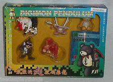 Digimon Pendulum Mini Action Figures NEW In Package Item # 9939C FREE US Ship