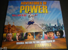 Jane Lynch Ari Gold movie score ADVENTURES of POWER CD soundtrack Ethan Gold OST