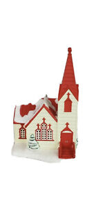 Hallmark Keepsake Ornament 2020 ~ Come In and Rest Church