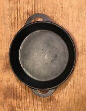 "Old Mountain Single Serve Round Dish 7 1/4"" (Single) Cast Iron 0166-10194"