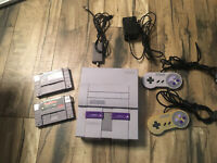 Super Nintendo Entertainment System: Super NES Classic Edition With Games