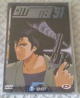 CITY HUNTER '91 N. 1 - DVD ANIMAZIONE 125 MINUTI (EXTRA ESCLUSI) - SIGILLATO
