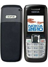 ROGERS CHATR NOKIA 2610 BAR CELLPHONE GSM MOBILE CELL NICE CELLULAR SMALL POCKET
