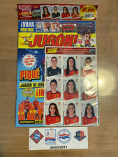 PANINI UPDATE WOMENS WORLD CUP FRANCE 2019 EXTRA STICKERS SPAIN JUGON MAGAZINE