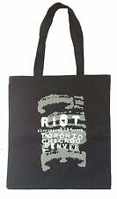 The Cure Riot Toronto Chicago Denver 2014 Black Tote Bag New Festival Show Tour