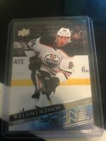 2020-21 UPPER DECK SERIES  2 YOUNG GUNS WILLIAM LAGESSON