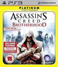 Assassin's Creed Brotherhood - Platinum (PS3).