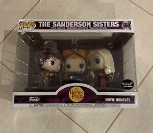 Hocus Pocus - The Sanderson Sisters Cauldron Movie 3PACK FUNKO POP VINYL FIGURE