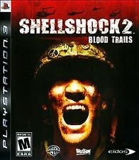 Shellshock 2: Blood Trails (PlayStation 3 PS3) Shell Shock Complete CIB Mint!