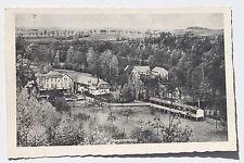 27445 Ak Klipphausen Casa Tännichtmühle con Landpost Sello Über Dresden 1935