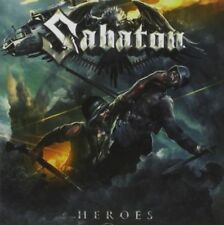 Sabaton - Heroes - CD - New