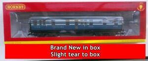 R4963A Hornby OO gauge LMS Stanier D1912 Coronation Scot 50' RK, No.30086 Era 3