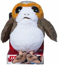 "STAR WARS PORG 10"" SUPER SOFT PLUSH BRAND NEW IN BOX GREAT GIFT POSH PAWS"
