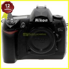 Nikon D70s body fotocamera digitale reflex usata. Macchina fotografica. D70 s