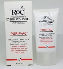 ROC PURIF-AC Emulsion Correctrice Imperfections Cream 40ml new