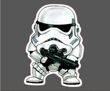 Star Wars Stormtrooper Portátil Pegatina de teléfono móvil
