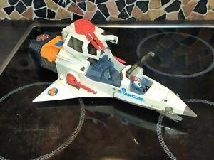 Coleco Starcom - Starmax Bomber - 7 - mit Figur Repro guns und bombs