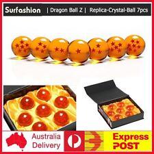 DragonBall Z Replica Crystal Ball Anime Dragon ball Figure Set of 7 PCS Cosplay