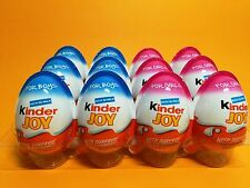 96 Kinder Joy with Surprise Eggs in Toy & Chocolate For(48 Girls & 48Boys)