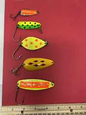 """Fishing Lures """" Spoons Lot 107�"""