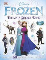 Ultimate Sticker Book: Frozen (Ultimate Sticker Books) by DK Publishing