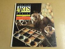KUNSTBOEK / CREATIVITEIT EN TECHNIEK - AQUAREL TECHNIEKEN - THE FINE ARTS
