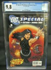 DC Special: The Return of Donna Troy #1 (2005) George Perez Cover CGC 9.8 Z363