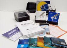 More details for 2 x mz-n710 - sony walkman portable mini disc recorder #312